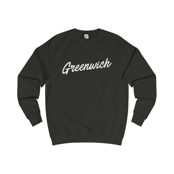 Greenwich Scripted Sweater
