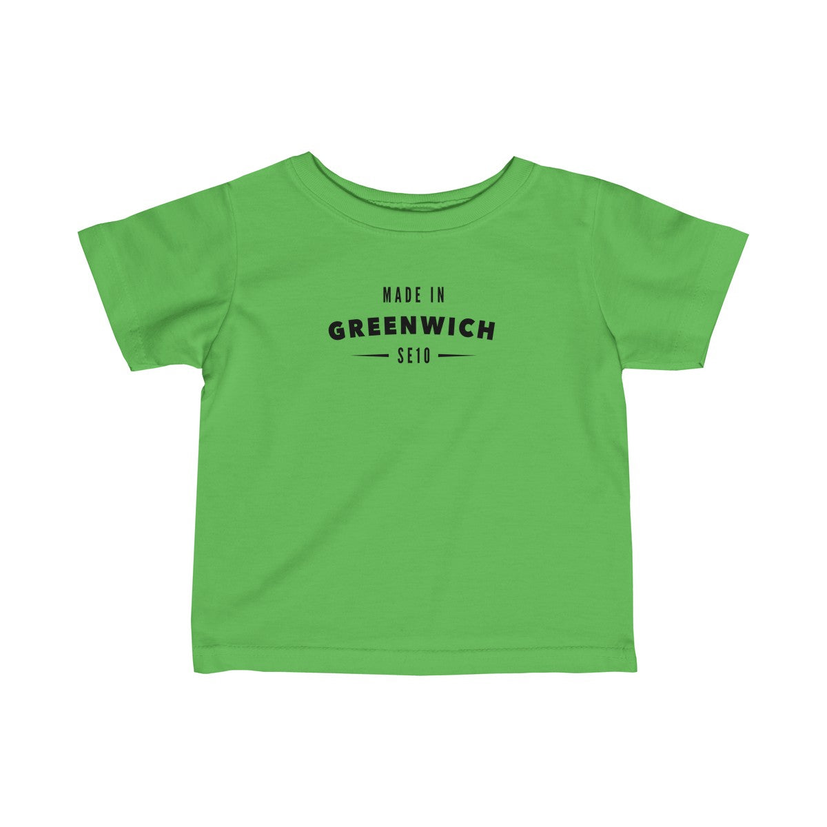 Made In Greenwich Infant T-Shirt