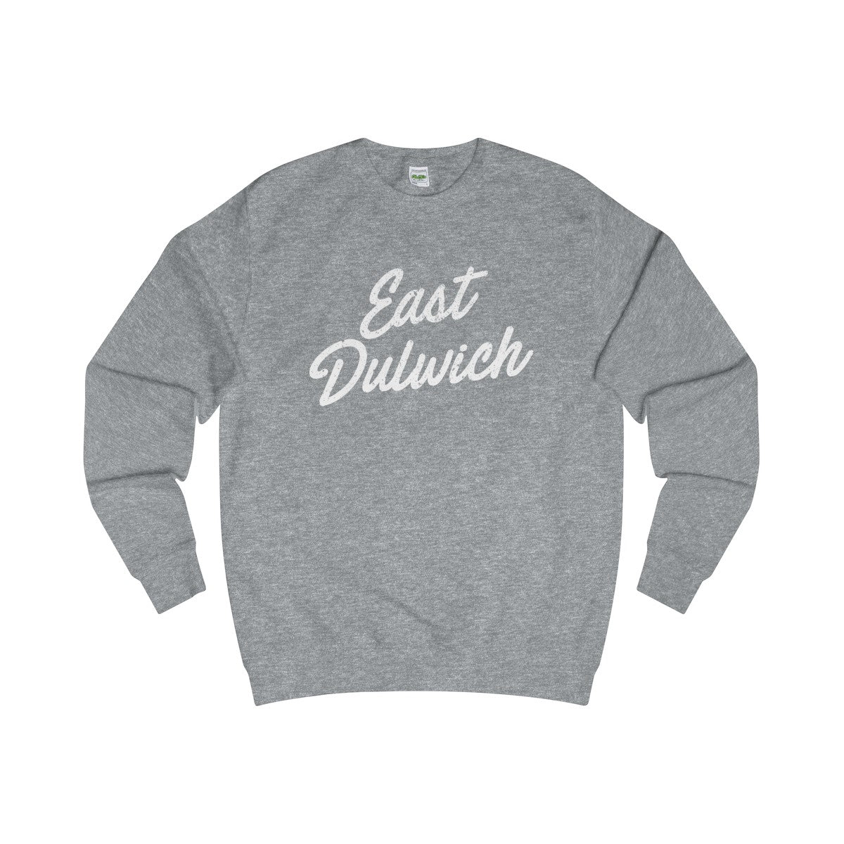 East Dulwich Scripted Sweater