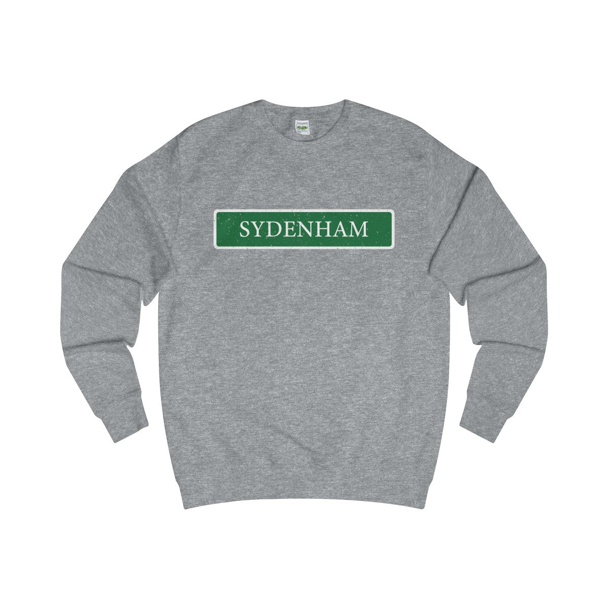 Sydenham Road Sign Sweater