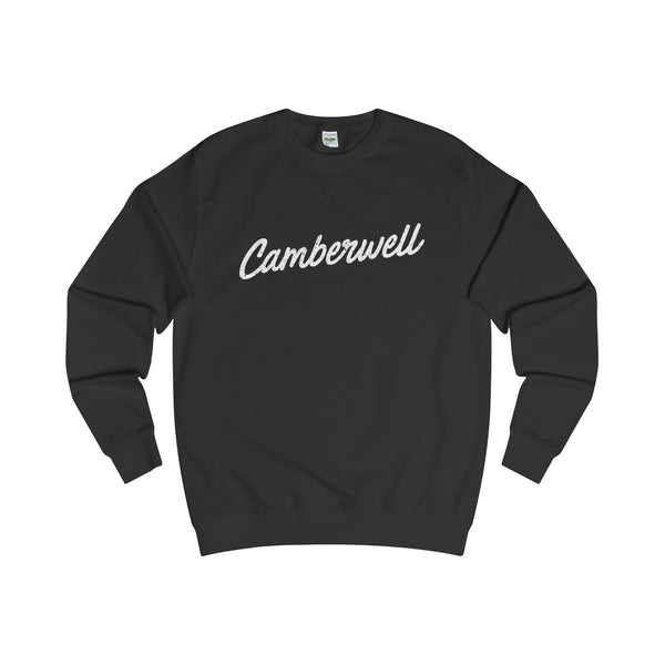 Camberwell Scripted Sweater