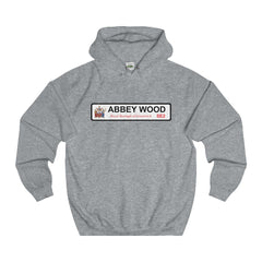 Abbey Wood Road Sign SE2 Hoodie