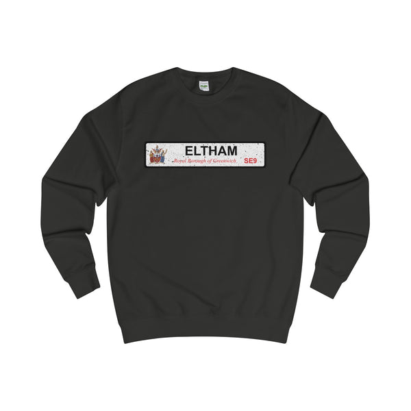 Eltham Road Sign SE9 Sweater