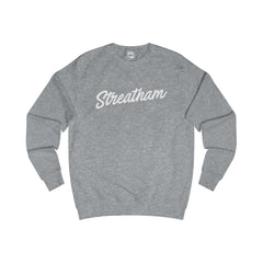 Streatham Scripted Sweater