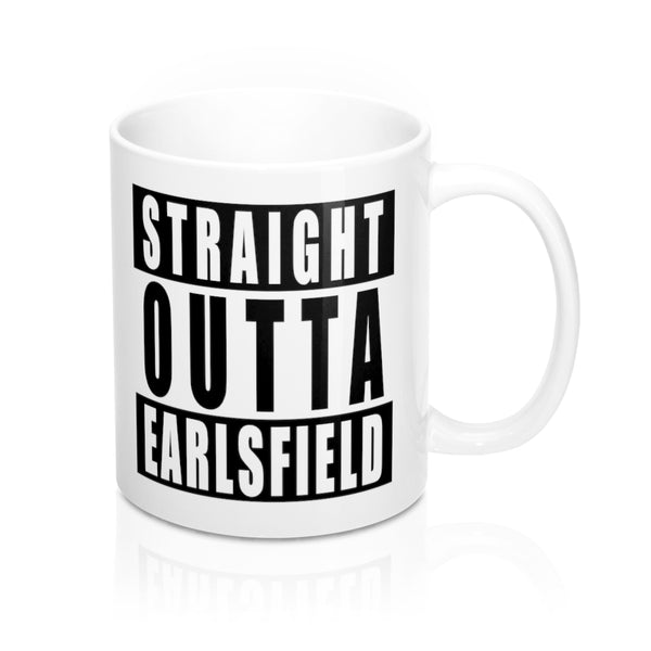 Straight Outta Earlsfield Mug