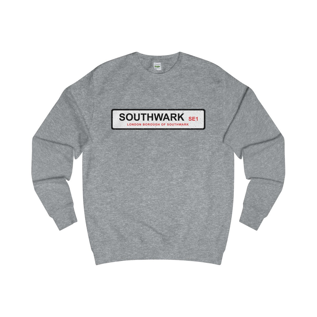 Southwark Road Sign SE1 Sweater