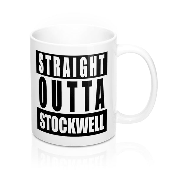 Straight Outta Stockwell Mug