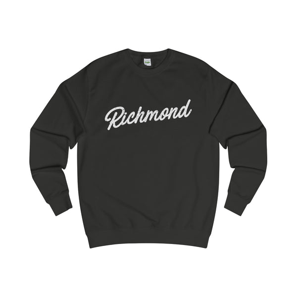 Richmond Scripted Sweater