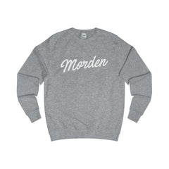 Morden Scripted Sweater