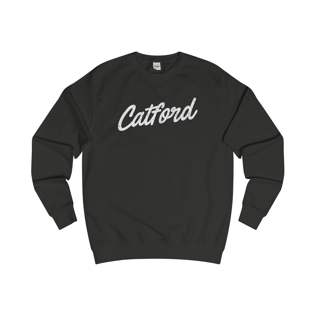 Catford Scripted Sweater