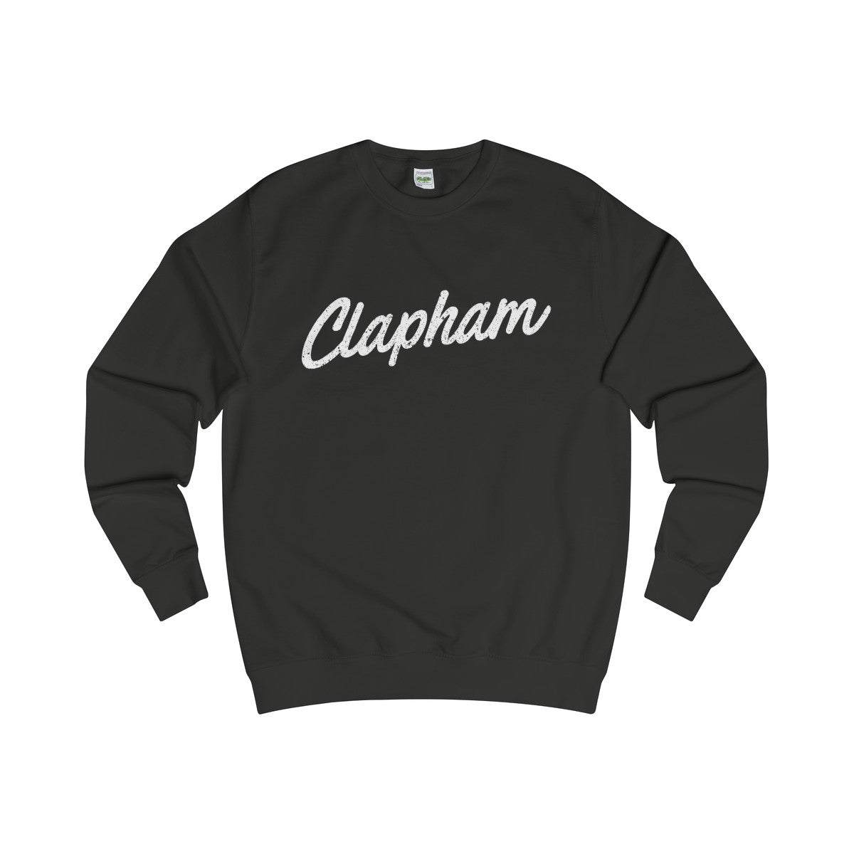 Clapham Scripted Sweater