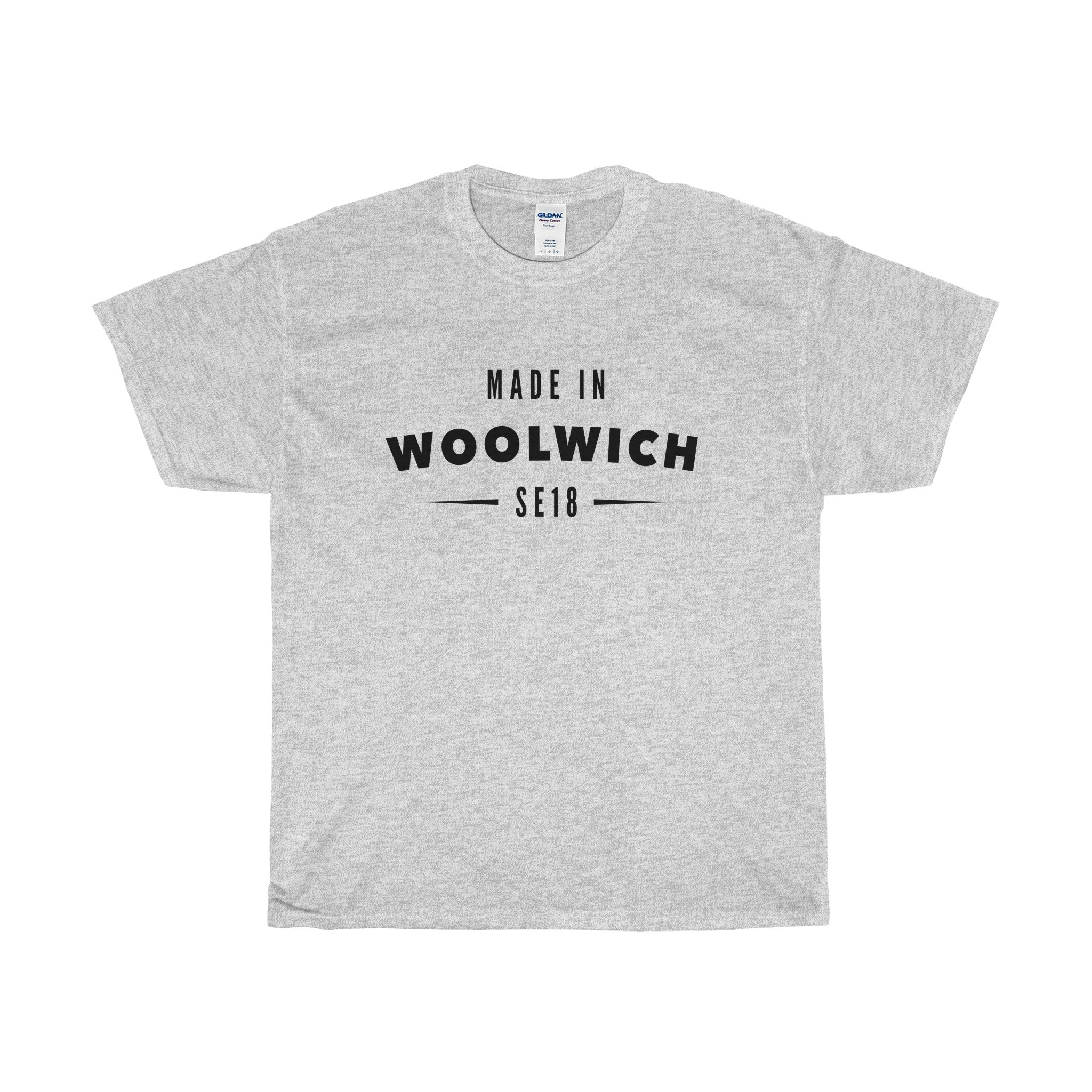 Made In Woolwich T-Shirt