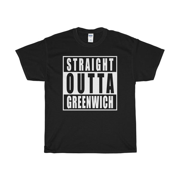 Straight Outta Greenwich T-Shirt