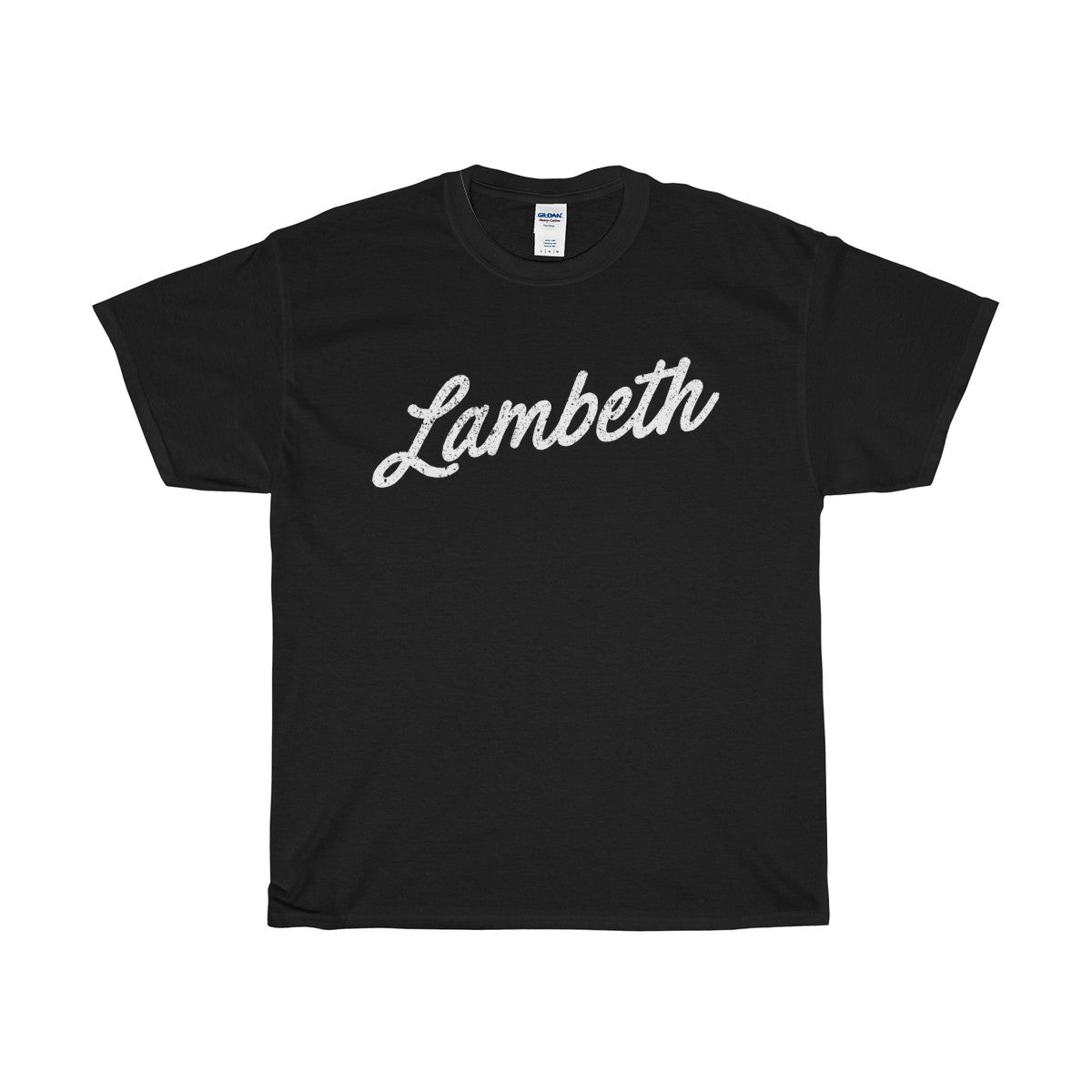 Lambeth Scripted T-Shirt