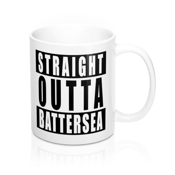Straight Outta Battersea Mug
