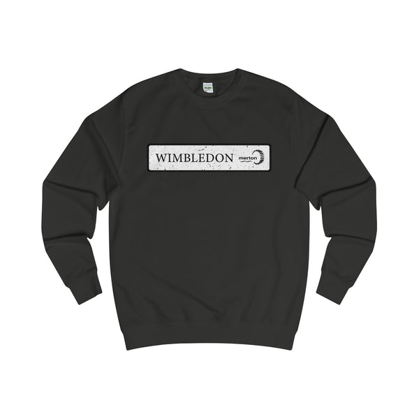 Wimbledon Road Sign Sweater