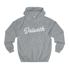Dulwich Scripted Hoodie