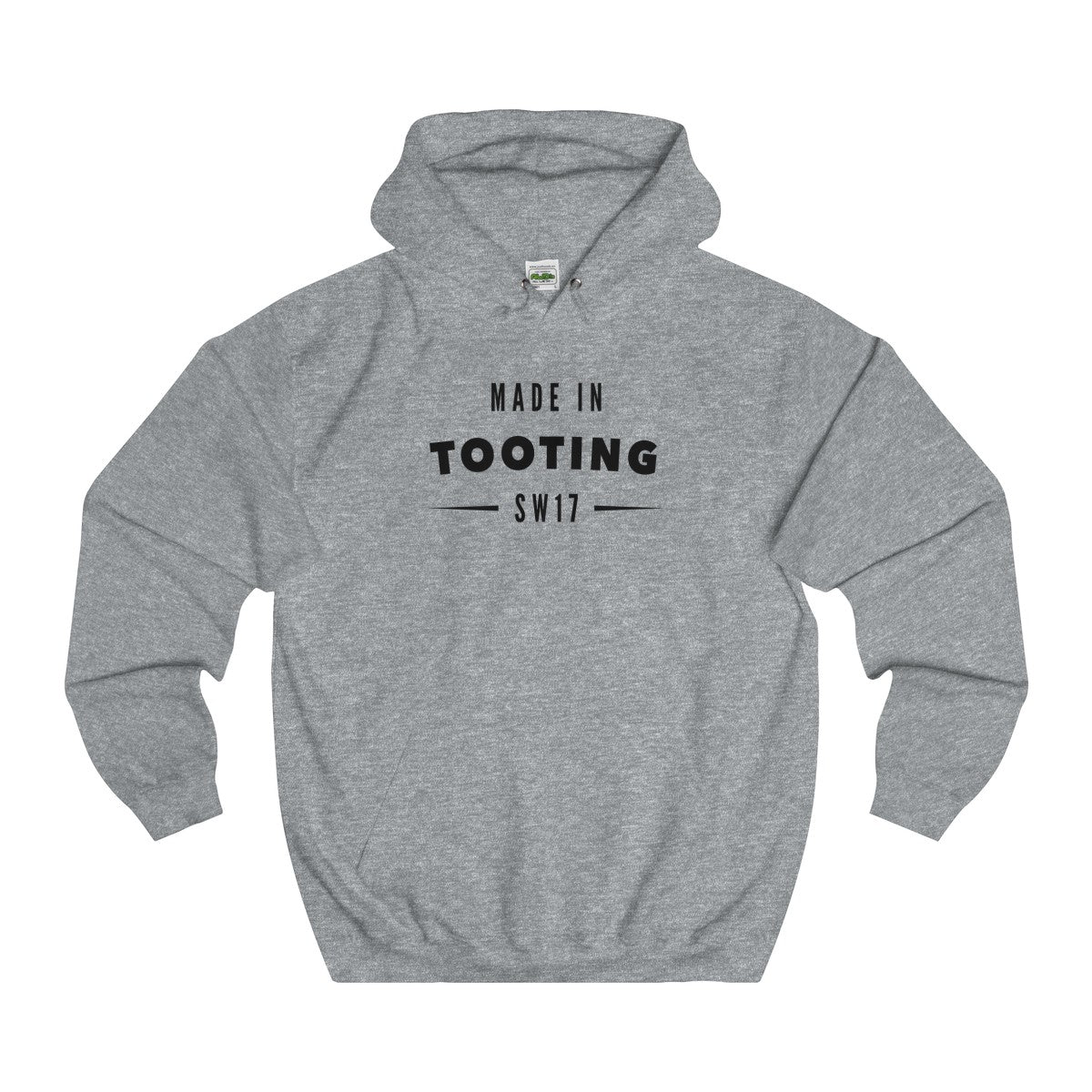 Made In Tooting Hoodie