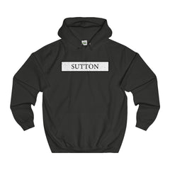 Sutton Road Sign Hoodie