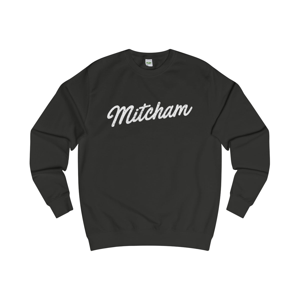 Mitcham Scripted Sweater