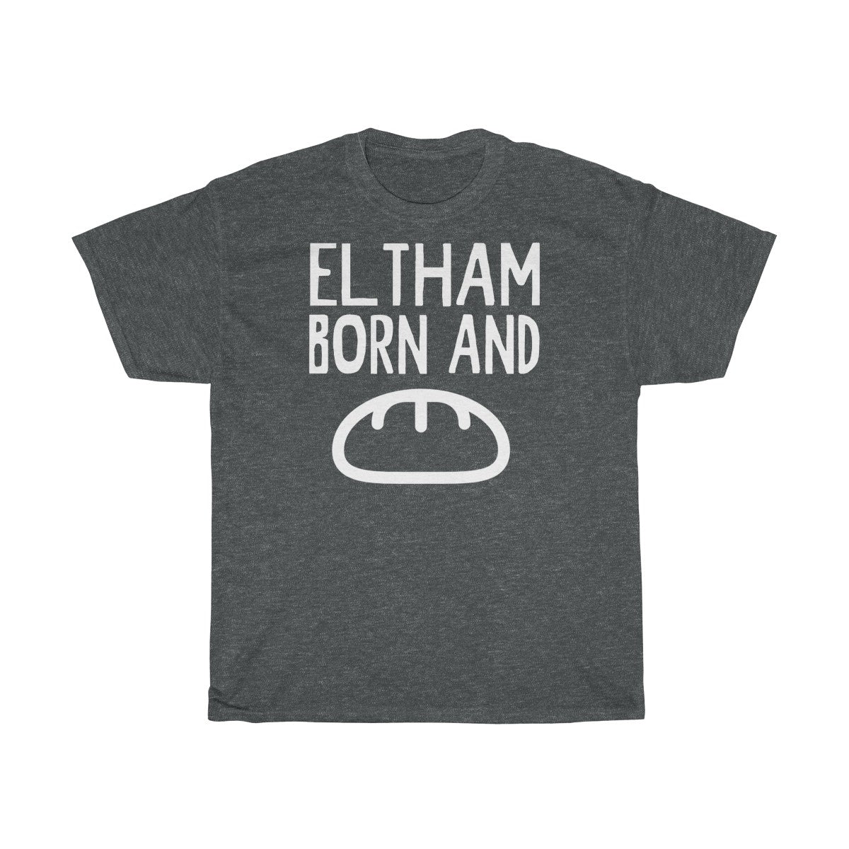 Eltham Born and Bread Unisex T-Shirt