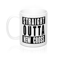 Straight Outta New Cross Mug