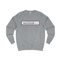 Balham Road Sign SW12 Sweater
