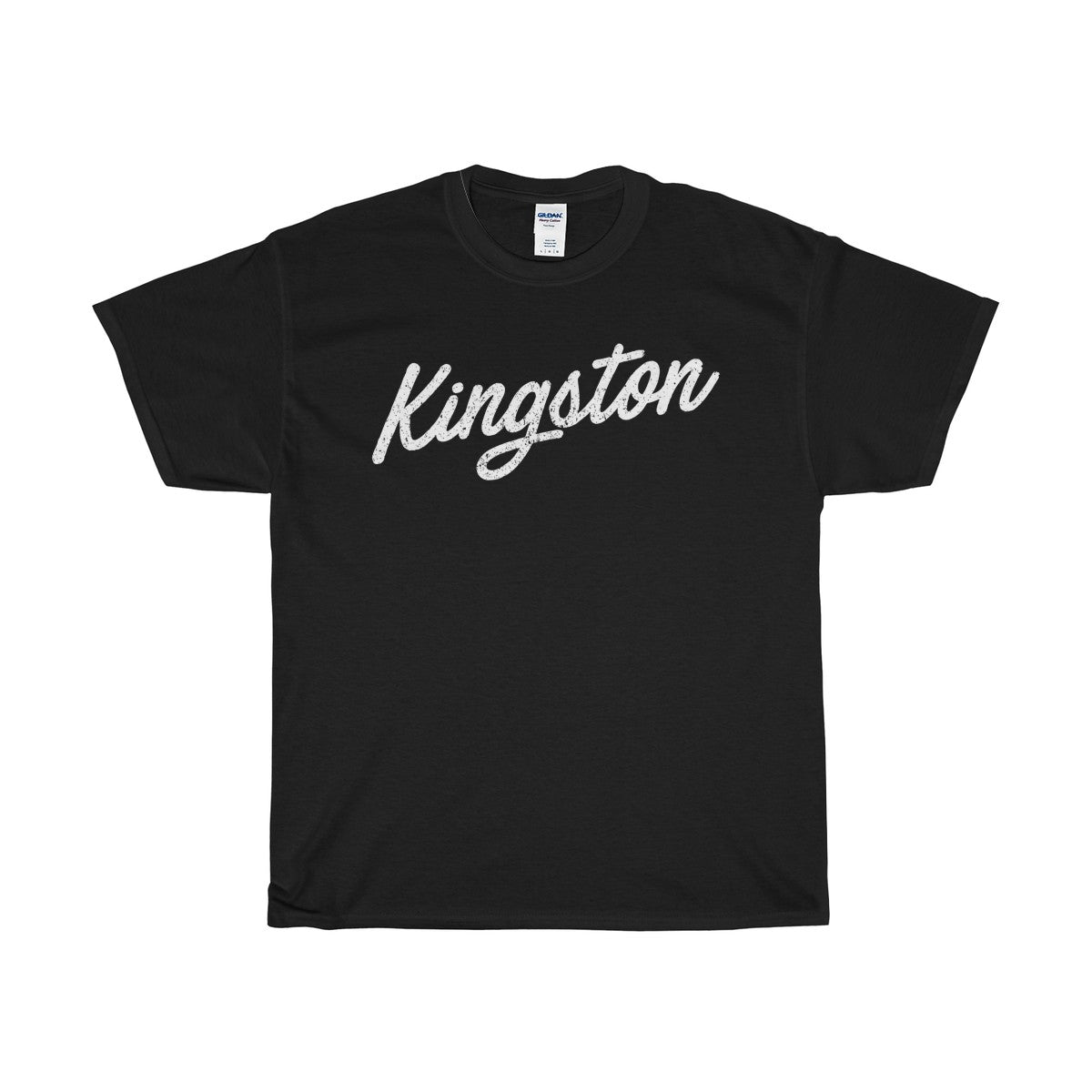 Kingston Scripted T-Shirt