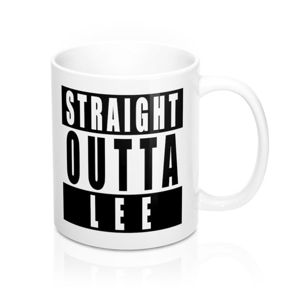 Straight Outta Lee Mug