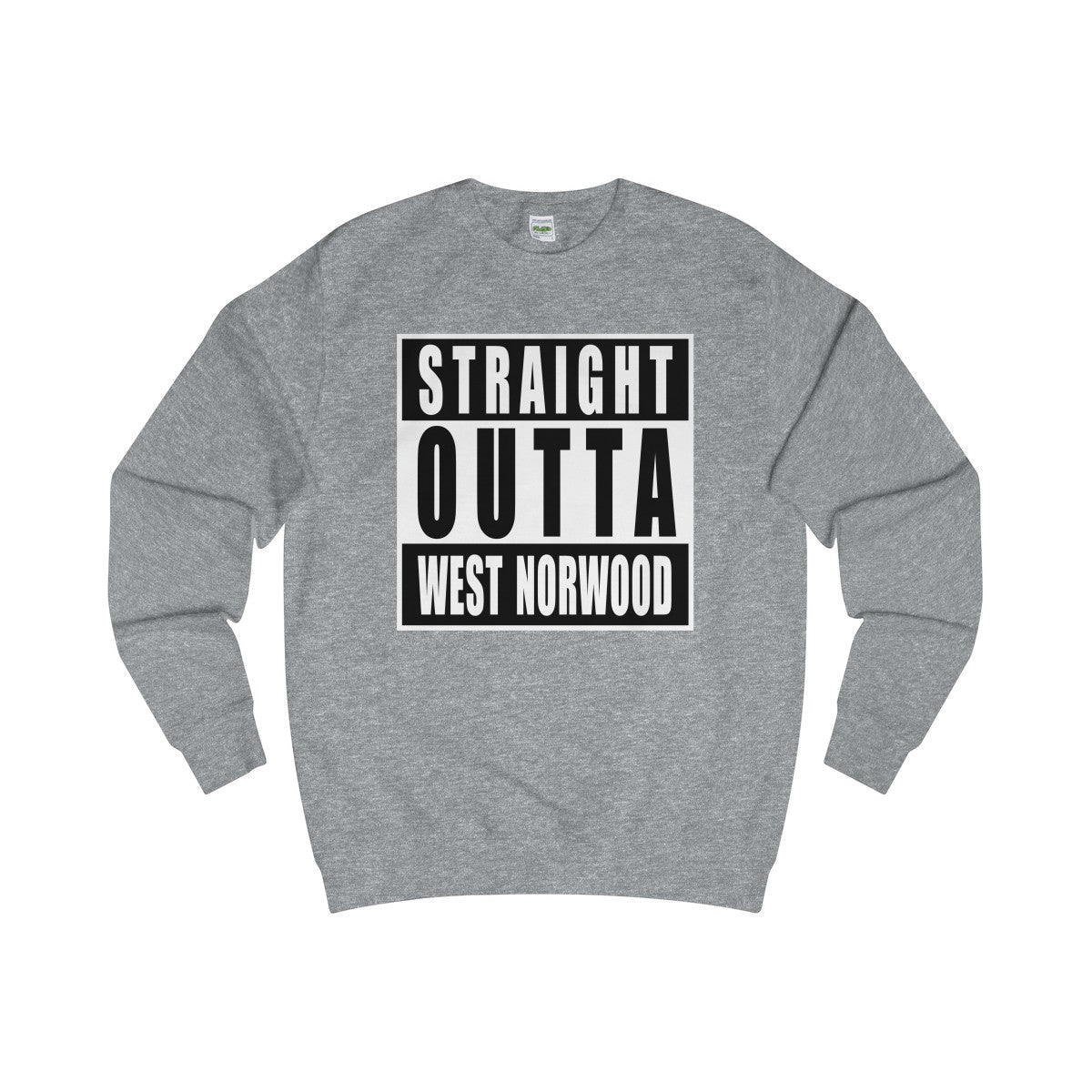 Straight Outta West Norwood Sweater