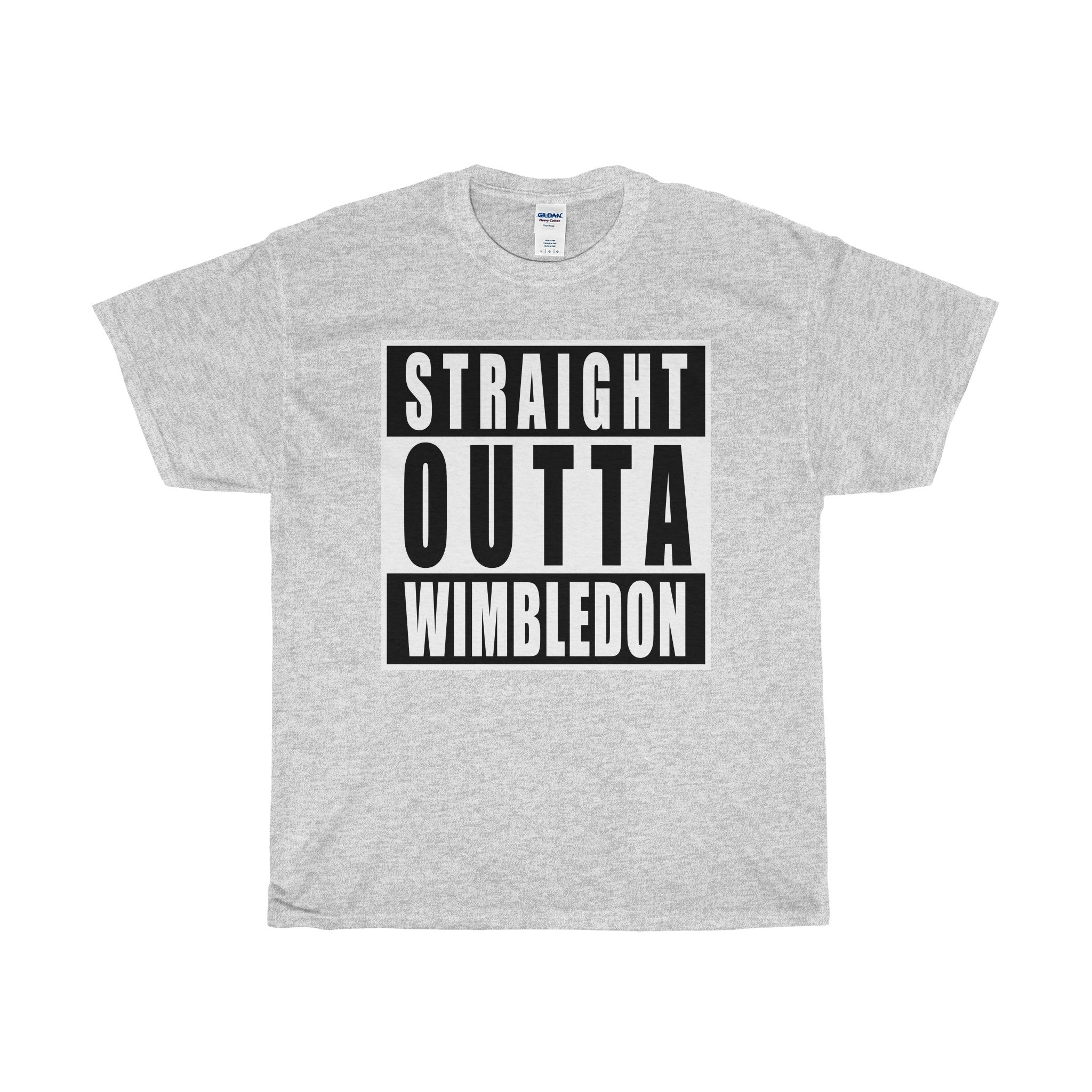Straight Outta Wimbledon T-Shirt