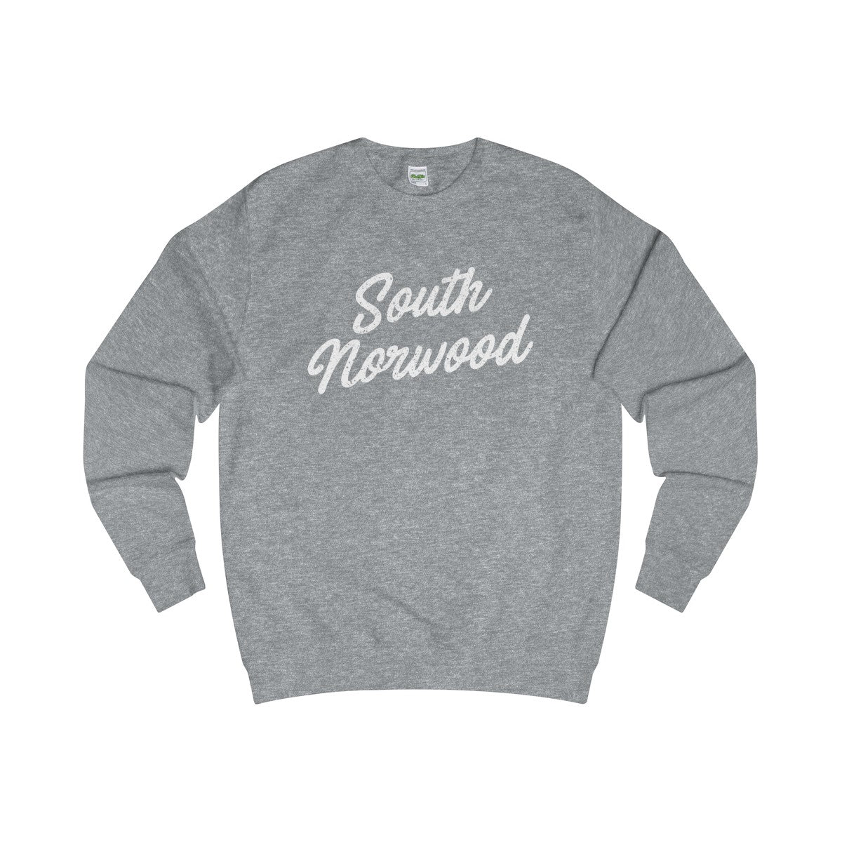 South Norwood Scripted Sweater