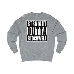 Straight Outta Stockwell Sweater