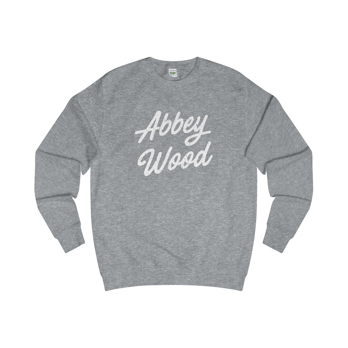 Abbey Wood Scripted Sweater