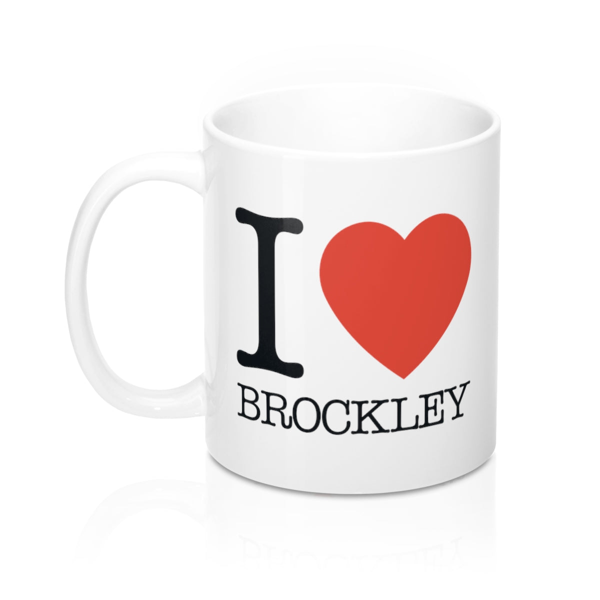 I Heart Brockley Mug