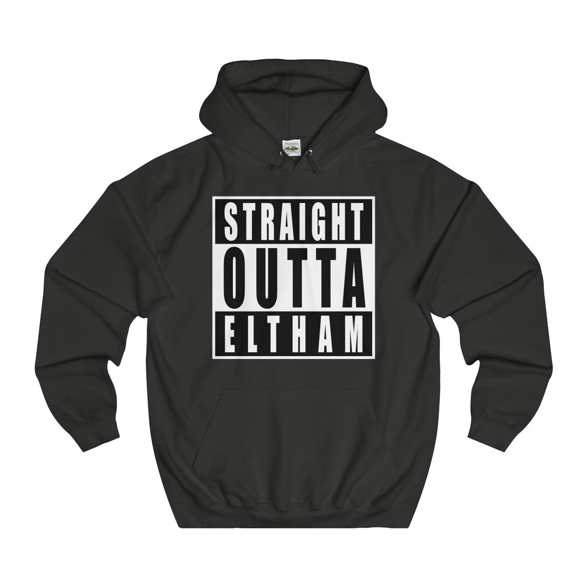Straight Outta Eltham Hoodie