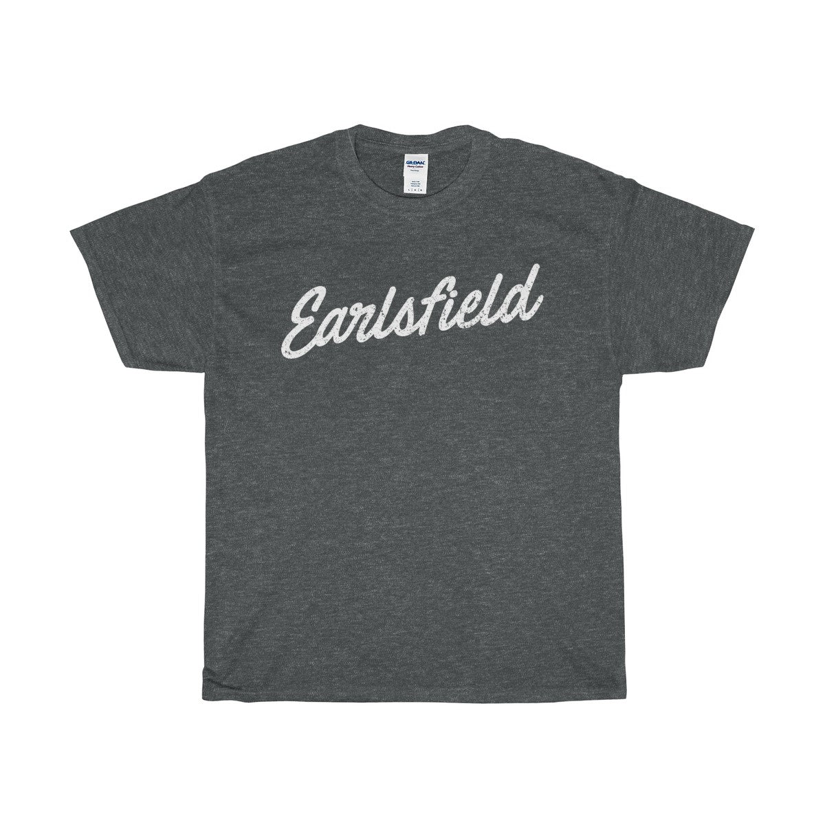 Earlsfield Scripted T-Shirt