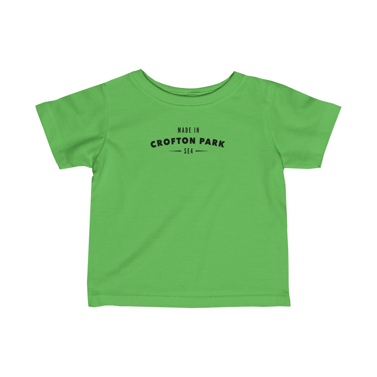 Made In Crofton Park Infant T-Shirt