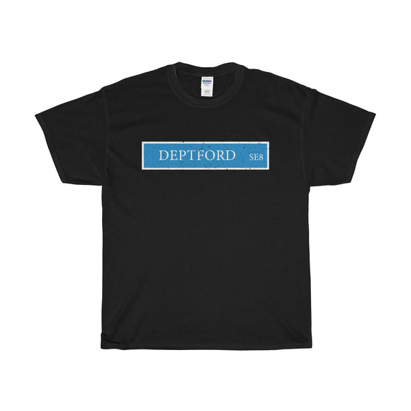 Deptford Road Sign SE8 T-Shirt