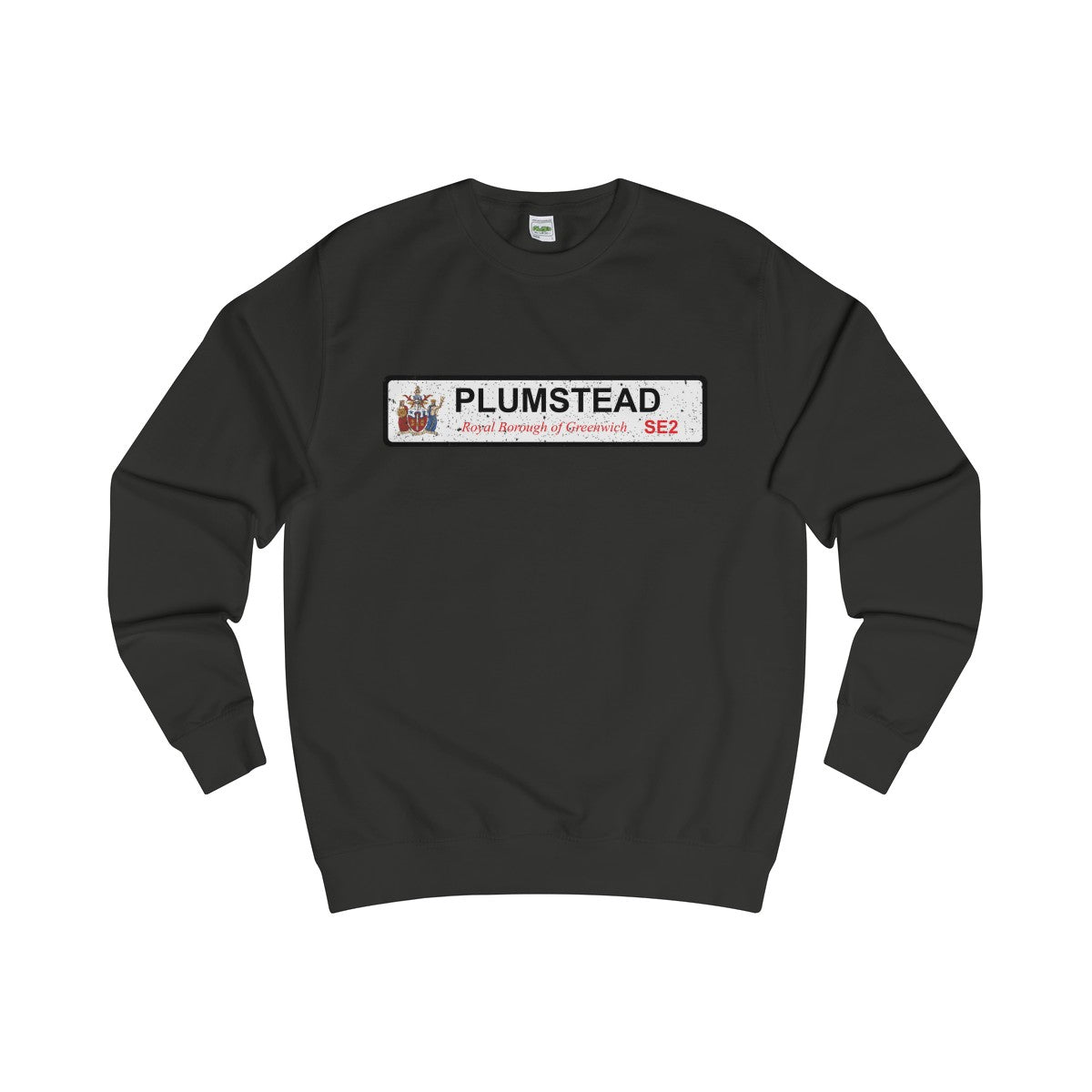Plumstead Road Sign SE2 Sweater