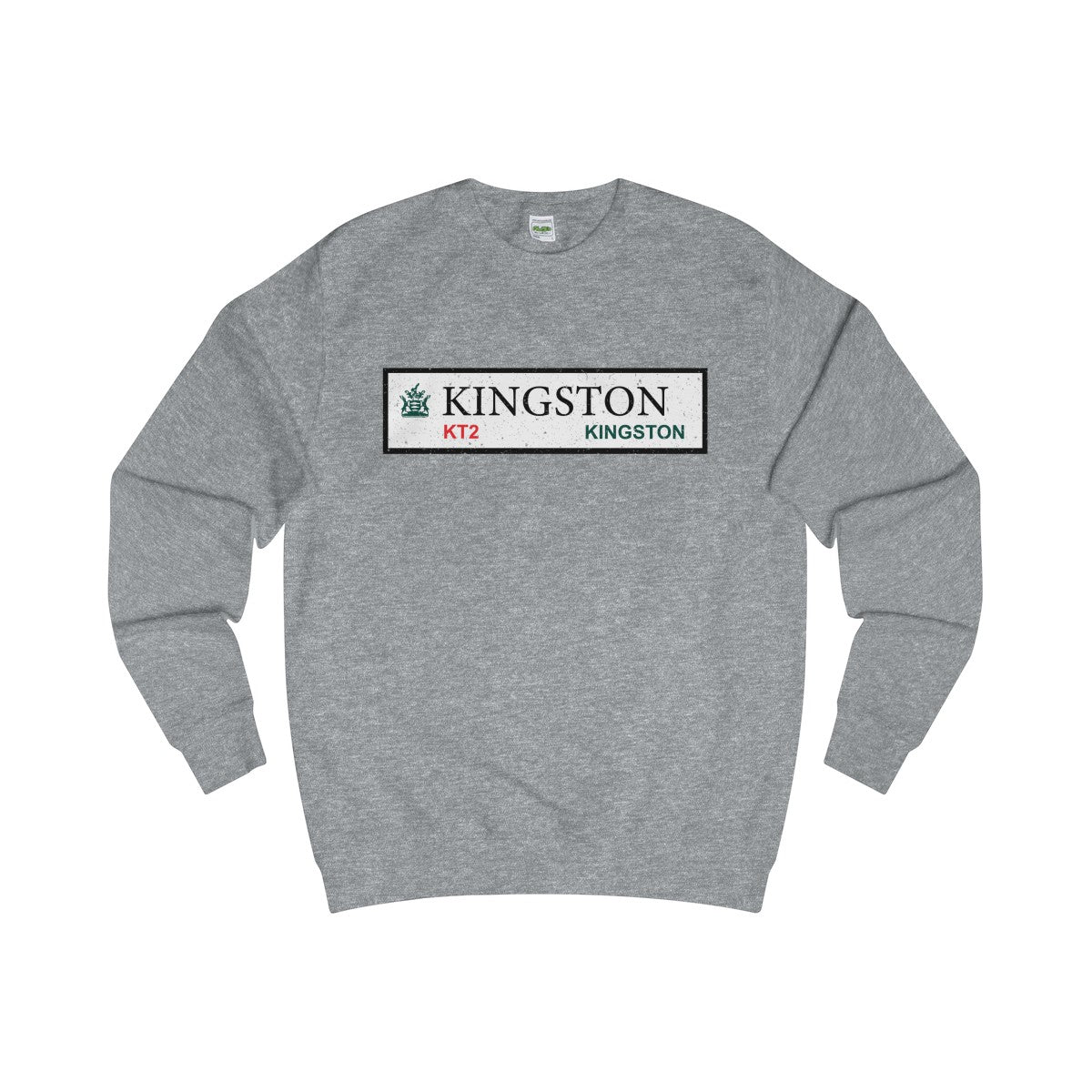 Kingston Road Sign KT2 Sweater