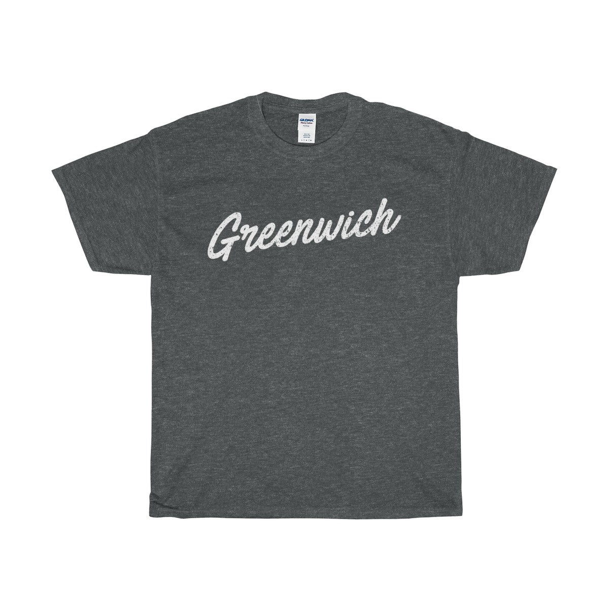 Greenwich Scripted T-Shirt