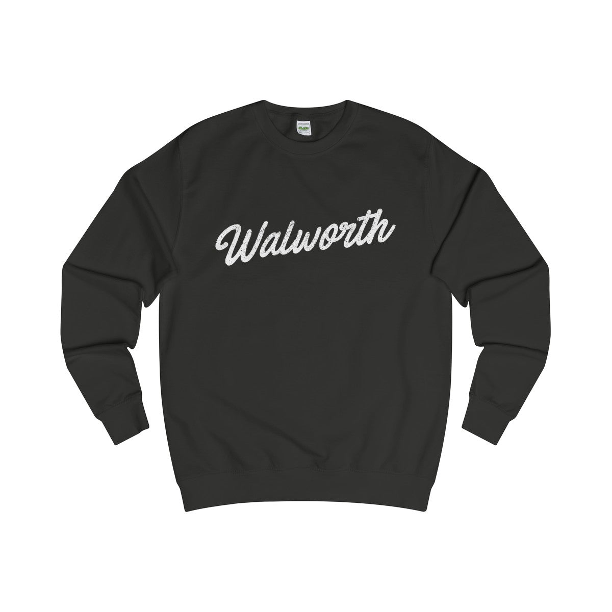 Walworth Scripted Sweater