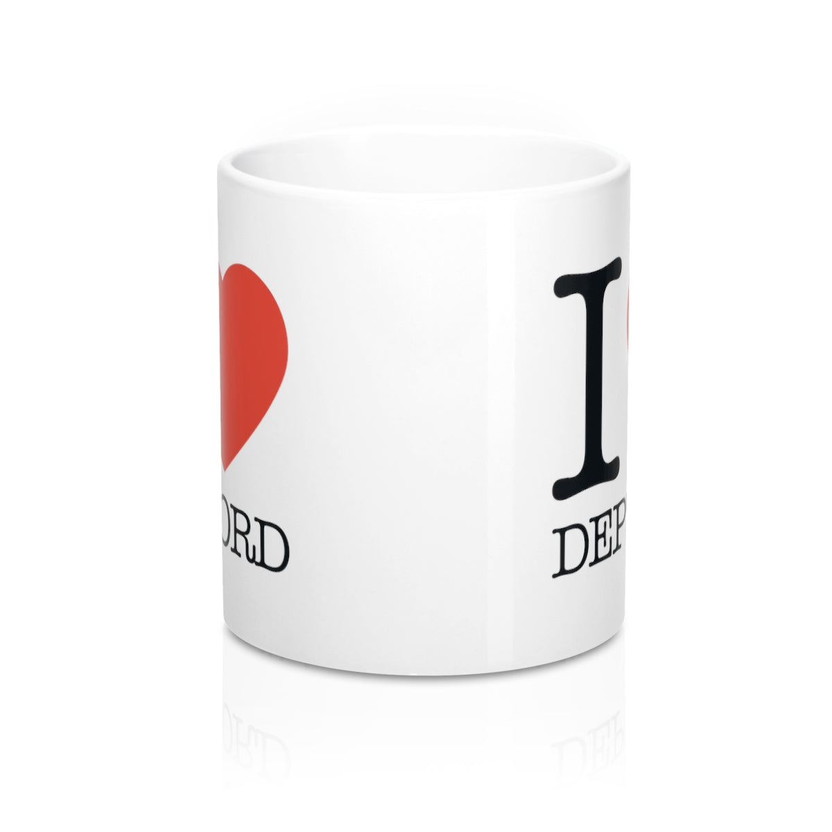 I Heart Deptford Mug