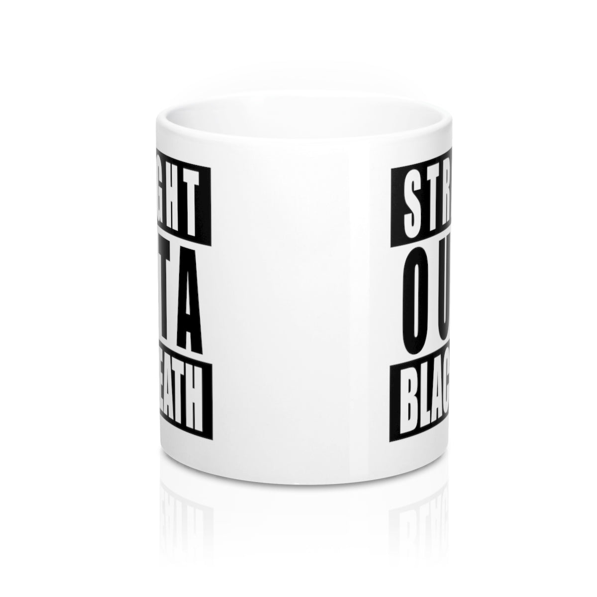 Straight Outta Blackheath Mug