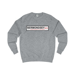Bermondsey Road Sign SE16 Sweater