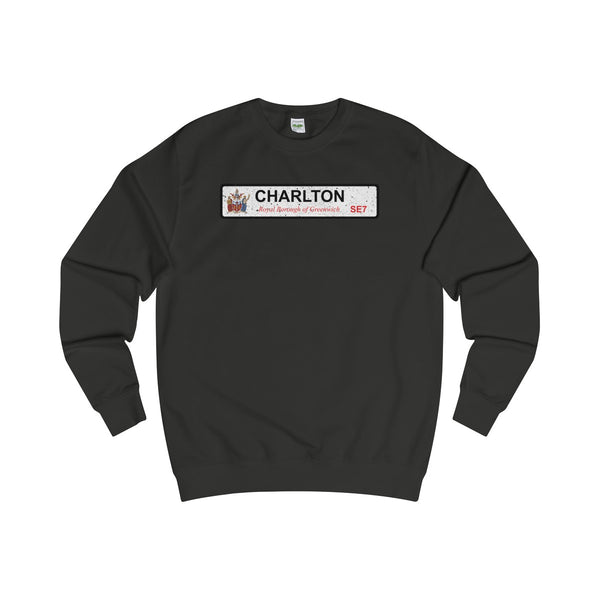 Charlton Road Sign SE7 Sweater