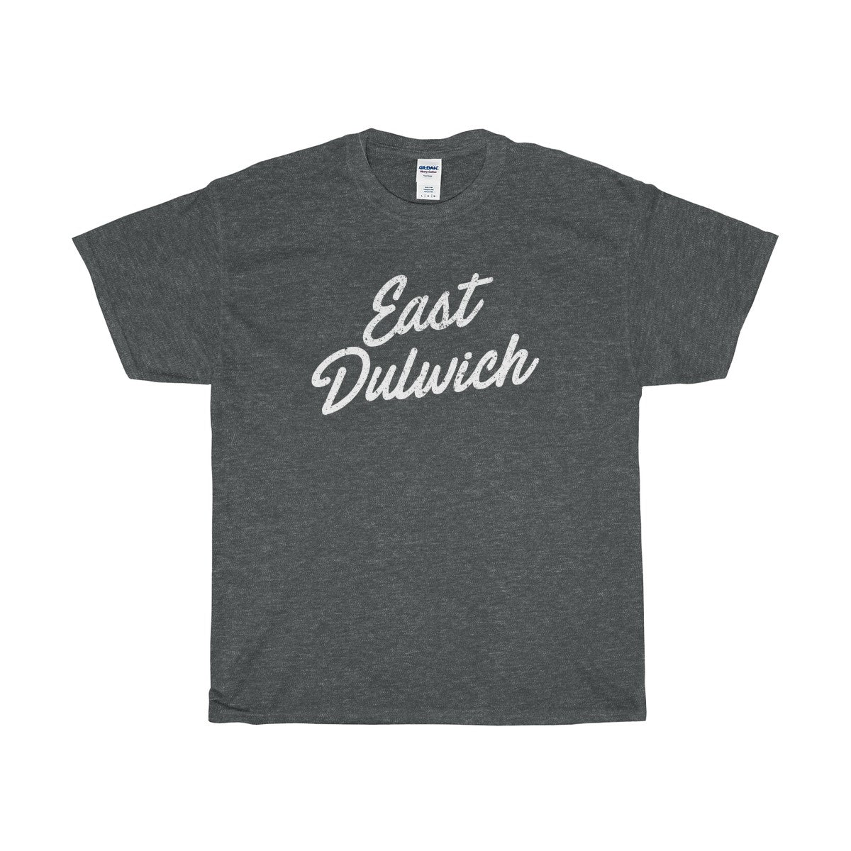 East Dulwich Scripted T-Shirt
