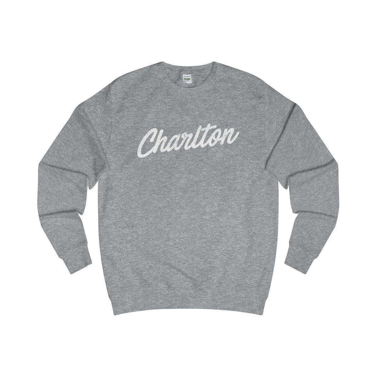 Charlton Scripted Sweater