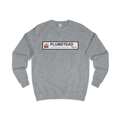 Plumstead Road Sign SE18 Sweater